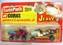 Tom & Jerry - Corgi Junior  Twin Pack 1971