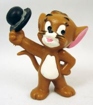 Tom & Jerry - Jerry saluant avec chapeau - Bully 1984