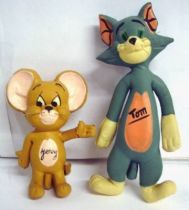 Tom & Jerry - Latex bendable figures