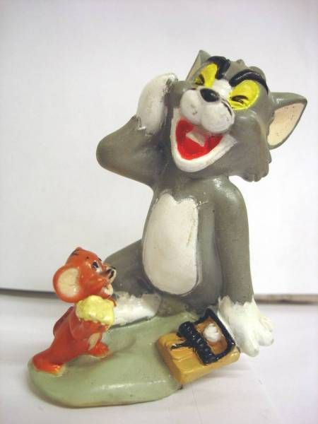 Tom & Jerry - Vinyl figures 1996