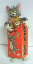 Tom & Jerry Bendable - Mint in Box