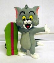 Tom & Jerry Kids - Tom with Skate Board - Comic Spain 1992