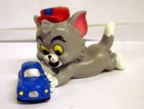 Tom & Jerry Kids - Tom with toy - Comic Spain 1992