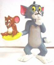 Tom & Jerry on plate - Comic Spain 1989