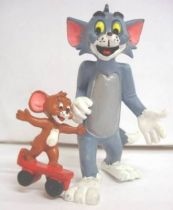 Tom & Jerry with Rollers - Comic Spain 1989