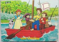 Tom Sawyer - Puzzle 60 pi�ces MB (ref.625367702)