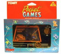 Tomy - Pocket Games Arcade Series - Desert Race