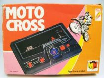 Tomy (Miro-Meccano) - Handheld Electro-Mechanical Game - Moto Cross 01