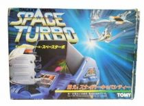 Tomy Electric - Galaxy Patrol Space Turbo (loose with box)