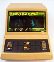 Tomy Micro Computer Game - Table Top - Caveman (occasion)