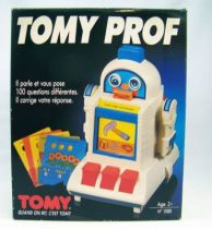 Tomy Prof - Tomy - Talking Tutor Robot