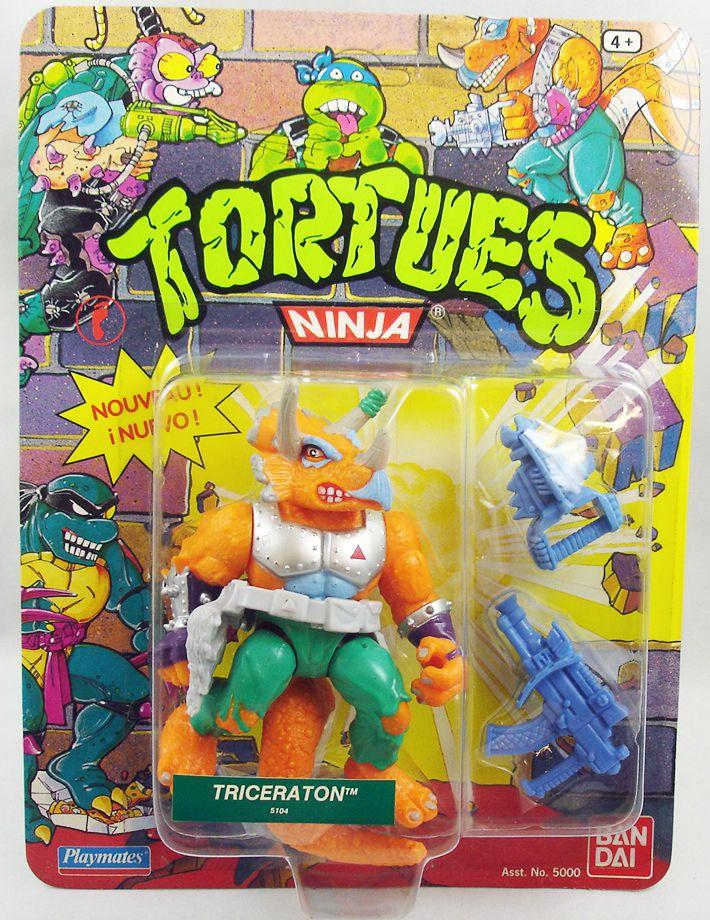 Tortues ninja 1990 triceraton - Tortu ninja nom ...