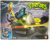 Tortues Ninja - 1991 - Don\'s Krazy Carnival Car / L\'Auto-Tamponneuse