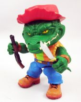 Tortues Ninja Action-Vinyl - Leatherhead (wave 2) - The Loyal Subjects