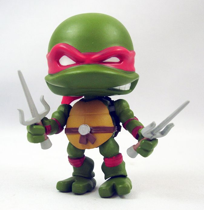 Tortues ninja action vinyl raphael wave 2 the loyal - Tortue ninja raphaelo ...