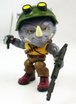 Tortues Ninja Action-Vinyl - Rocksteady (wave 2) - The Loyal Subjects