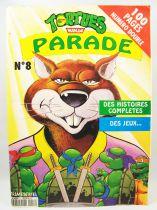 Tortues Ninja Parade #8 - Editions Tournon-Egmont (1994)
