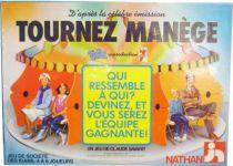 Tournez Manège - Jeu de Plateau - Nathan 1987