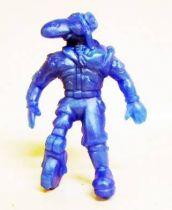 Toxic Crusaders - Monochrome Figure - Nozone (Blue)