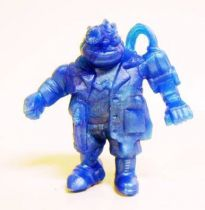 Toxic Crusaders - Monochrome Figure - Psycho (Blue)