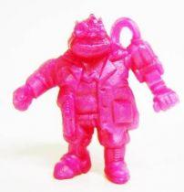Toxic Crusaders - Monochrome Figure - Psycho (Fushia)