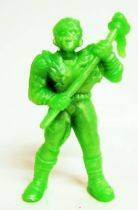 Toxic Crusaders - Monochrome Figure - Toxie (Green)