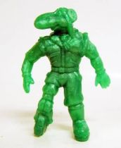 Toxic Crusaders - Yolanda Monochrome Figure - Nozone (Dark Green)