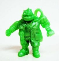 Toxic Crusaders - Yolanda Monochrome Figure - Psycho (Clear Green)
