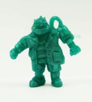 Toxic Crusaders - Figurine Monochrome - Psycho (Vert Foncé) 01