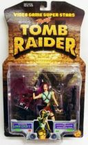 Toy Biz - Tomb Raider -  5\'\' figure - Lara Croft