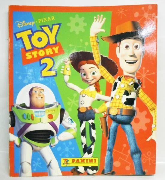 Toy Story 2 - Panini - Sticker album