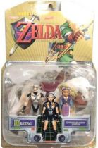 Toybiz - Ocarina of Time - Impa & Zelda with horse