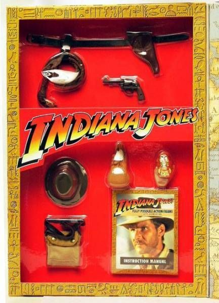 Toys Mac Coy - Indiana Jones & Arabian Horse 12\\\'\\\' doll set