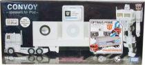 Transformers - Music Label iPod Convoy Optimus Prime (G1 colors)