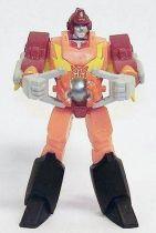 Transformers - SCF Act 4 - Hot Rod with Matrix