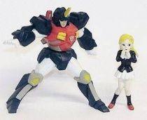 Transformers - SCF Act 5 - Metal Hawk & Minerva