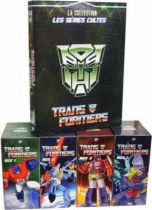 Transformers : the complete Sunbow series on 24 DVD with exclusives collector files - Déclic Images