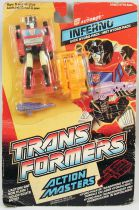 Transformers G1 - Action Master Autobot - Inferno with Hydro-Pack