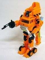 Transformers G1 - Autobot - Grapple (loose)