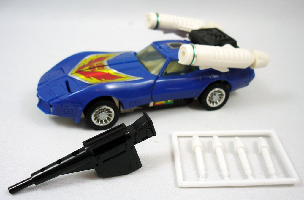 Transformers G1 - Autobot - Tracks (loose)