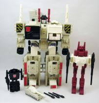 Transformers G1 - Autobot Battle Station - Metroplex (loose)