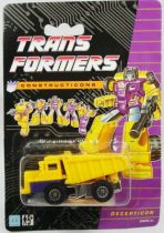 Transformers G1 - Constructicon - Long Haul (Exclusif Europe 1991)