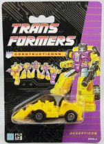 Transformers G1 - Constructicon - Scrapper (Exclusif Europe 1991)