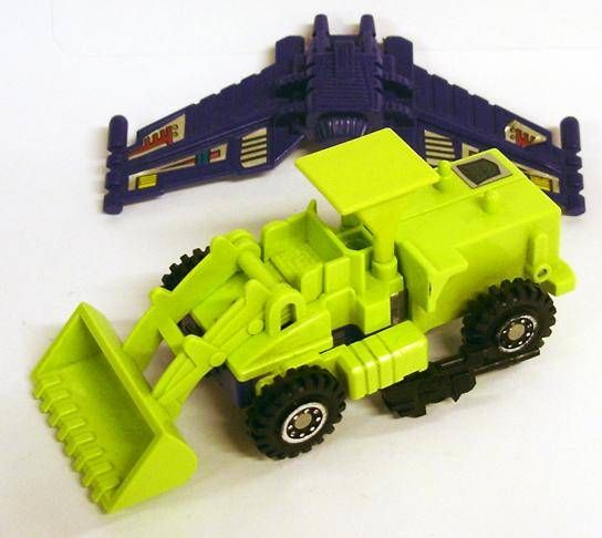 Transformers G1 - Constructicon - Scrapper (loose)