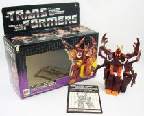 Transformers G1 - Insecticon - Chop Shop (loose with MB box)