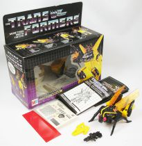 Transformers G1 - Insecticon - Ransack (loose avec boite MB)