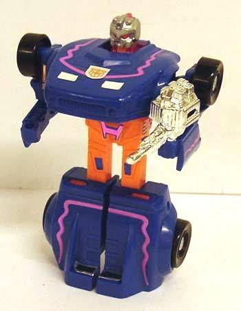 Transformers G2 - Autobot Small Cars - Skram (loose)
