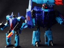 Transformers G2 - Decepticon - Ace Evader Dreadwing & Stealth Assault Smokescreen (loose)