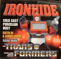Transformers Hard Hero bust - Ironhide