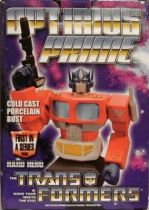 Transformers Hard Hero bust - Optimus Prime